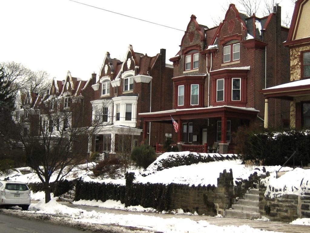 Philadelphia Multifamily Zoning - RTA-1 Homes