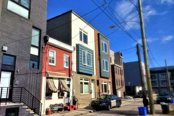 RSA Zoning - Philly Rowhomes