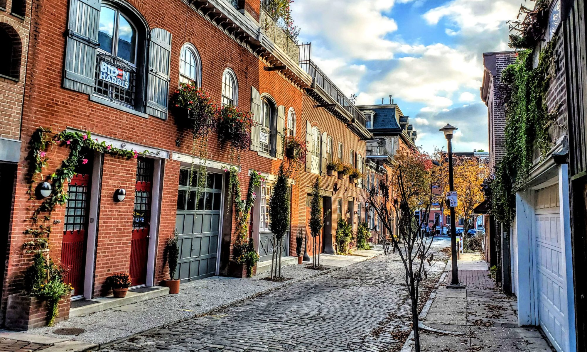 A street in late afternoon in Southwest Center City Philadelphia   Top 5 Changes to the Philadelphia Permitting Process in 2021